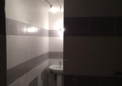 Particulier Paris : Rénovation de 2 salles de bain