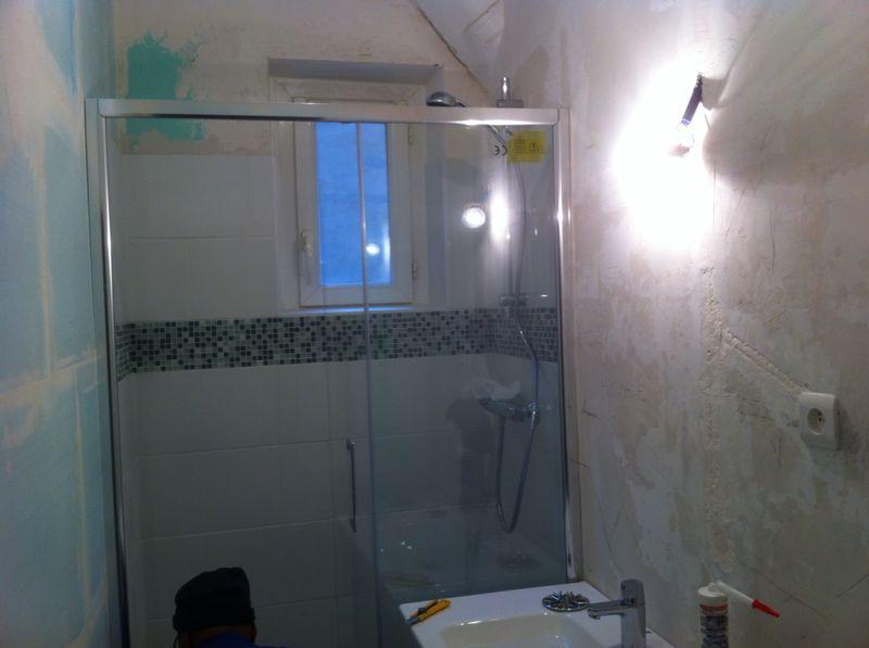 Particulier 92 : Rénovation d'une cuisine et d'une salle de bain