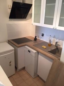 Renovation d'un appartement cuisine et salle de bain